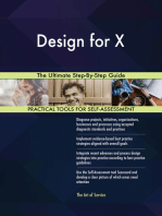 Design for X The Ultimate Step-By-Step Guide