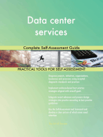 Data center services Complete Self-Assessment Guide