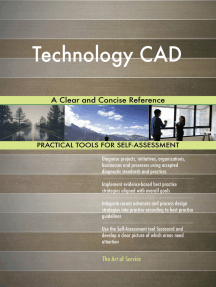 Technology CAD A Clear and Concise Reference