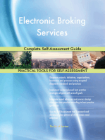 Electronic Broking Services Complete Self-Assessment Guide