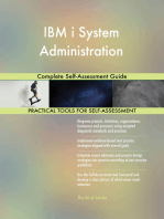 IBM i System Administration Complete Self-Assessment Guide