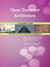 Open Document Architecture A Complete Guide