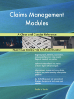 Claims Management Modules A Clear and Concise Reference