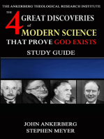 The Four Great Discoveries of Modern Science That Prove God Exists