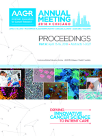AACR 2018 Proceedings