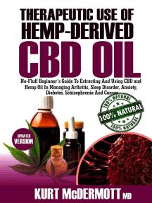 Therapeutic Use Of Hemp-Derived CBD Oil