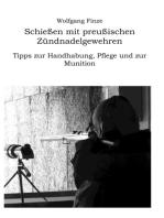Schießen mit preußischen Zündnadelgewehren