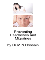 Preventing Headaches and Migraines