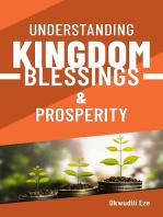 Understanding Kingdom Blessings and Prosperity