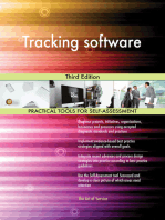 Tracking software Third Edition