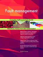 Fault management Complete Self-Assessment Guide