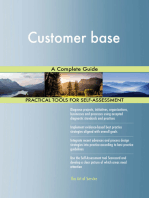 Customer base A Complete Guide