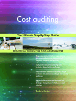 Cost auditing The Ultimate Step-By-Step Guide