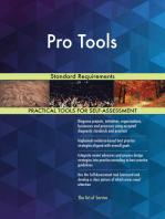 Pro Tools Standard Requirements