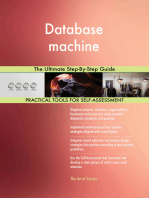 Database machine The Ultimate Step-By-Step Guide