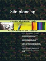 Site planning Complete Self-Assessment Guide