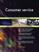 Consumer service The Ultimate Step-By-Step Guide