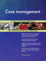 Case management A Clear and Concise Reference