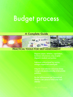 Budget process A Complete Guide