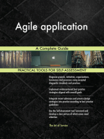 Agile application A Complete Guide