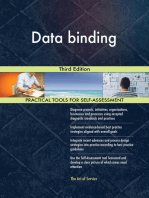 Data binding Third Edition