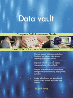Data vault Complete Self-Assessment Guide