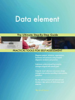 Data element The Ultimate Step-By-Step Guide