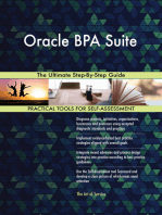 Oracle BPA Suite The Ultimate Step-By-Step Guide