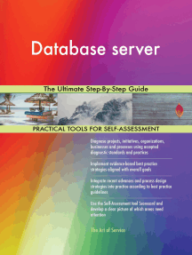 Database server The Ultimate Step-By-Step Guide