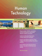 Human Technology A Complete Guide