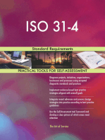 ISO 31-4 Standard Requirements