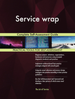 Service wrap Complete Self-Assessment Guide