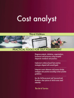 Cost analyst Third Edition