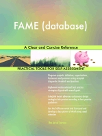FAME (database) A Clear and Concise Reference