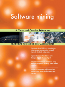Software mining A Clear and Concise Reference