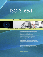 ISO 3166-1 Standard Requirements
