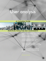 User analysis A Complete Guide
