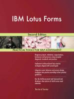 IBM Lotus Forms Second Edition