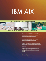 IBM AIX A Clear and Concise Reference