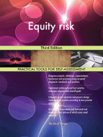 Equity risk Third Edition
