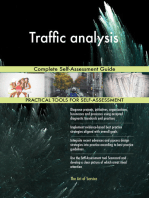 Traffic analysis Complete Self-Assessment Guide