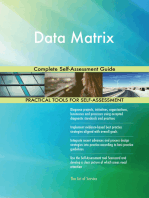Data Matrix Complete Self-Assessment Guide