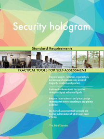 Security hologram Standard Requirements