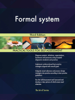 Formal system Third Edition