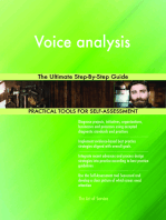 Voice analysis The Ultimate Step-By-Step Guide