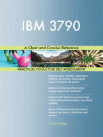 IBM 3790 A Clear and Concise Reference