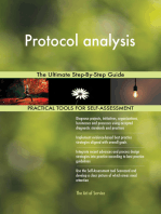 Protocol analysis The Ultimate Step-By-Step Guide