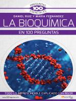 La bioquímica en 100 preguntas