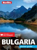 Berlitz Pocket Guide Bulgaria (Travel Guide eBook)