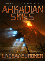 Arkadian Skies (Fallen Empire, Book 6)